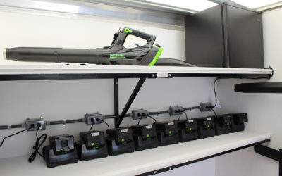Enhancing Revenue & Controlling Cost with Battery-Powered Equipment
