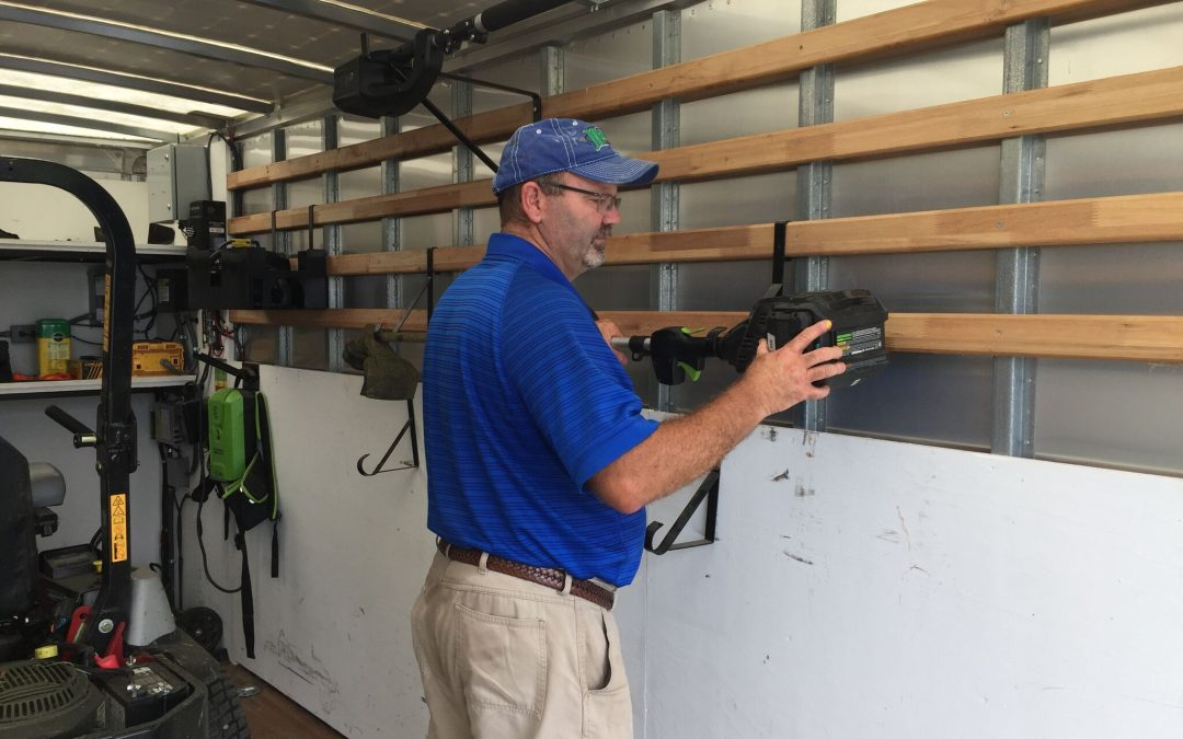 Solar Lawn Truck-Hord Case Study
