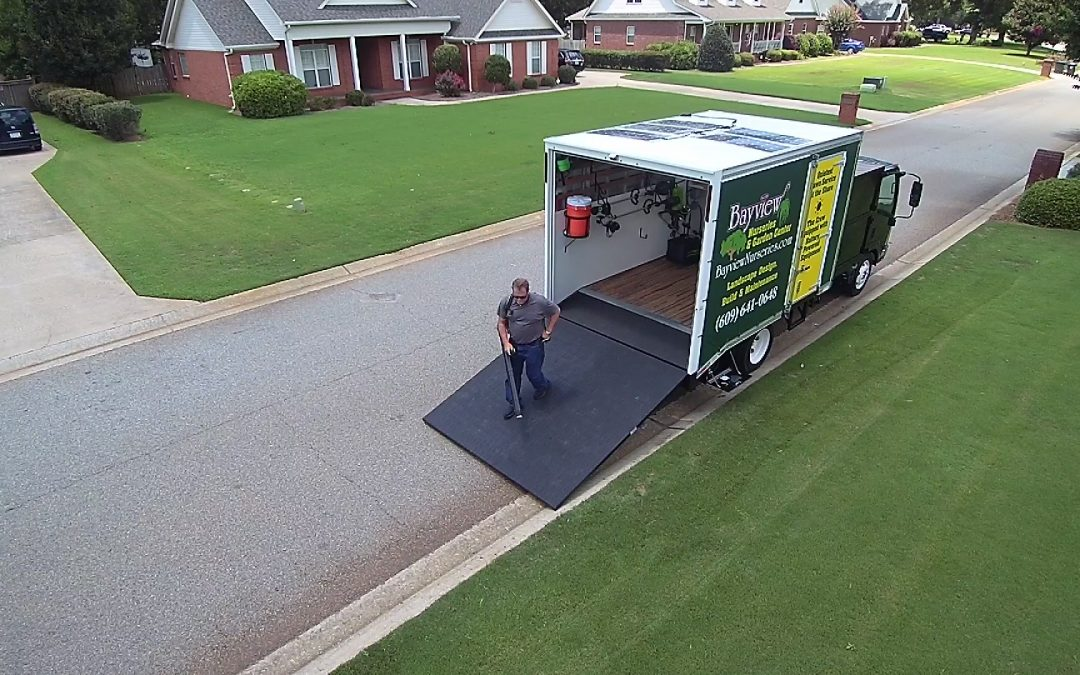 Solar-Battery Combo Giving Landscapers a Legit 'Green' Option