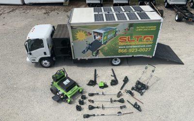 Super Lawn Technologies Named Greenworks Dealer