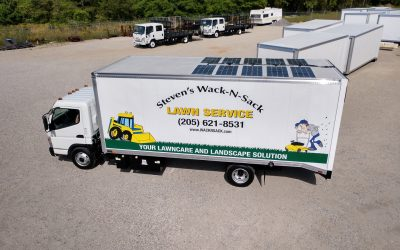 PRESS RELEASE: Local Alabama Landscape Company Adopts Green Energy