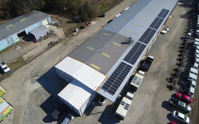 Super Lawn Technologies Recognized for Embracing Solar Future